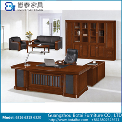 Classic Office Desk 6316 6318 6320