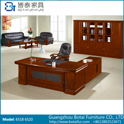Classic Office Desk  6518 6520