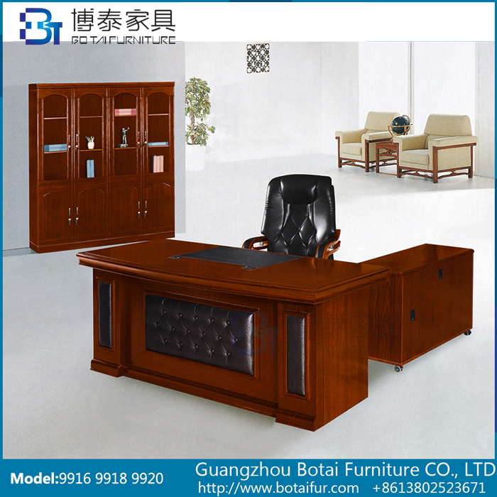 Classic Office Desk   9916 9918 9920