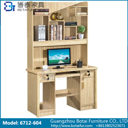 Computer Desk Solid Wood Edge  6712-604 604C